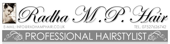 Radha M P Hair, Hairstylist, Sheffield, Mobile